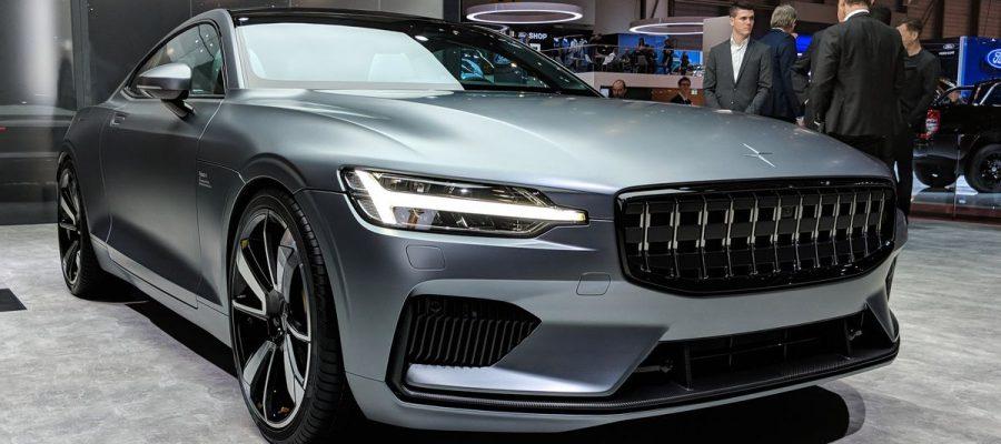 Volvo Polestar 2 Eléctrico llega en 2019 con mayor alcance u un motor más poderoso