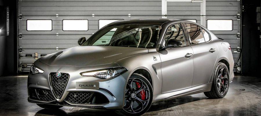 Alfa Romeo Quadrifoglio NRING