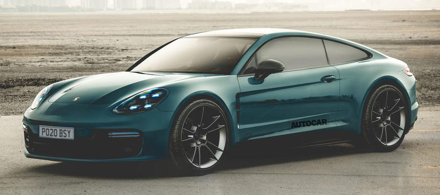 Porsche Panamera Coupé Concept