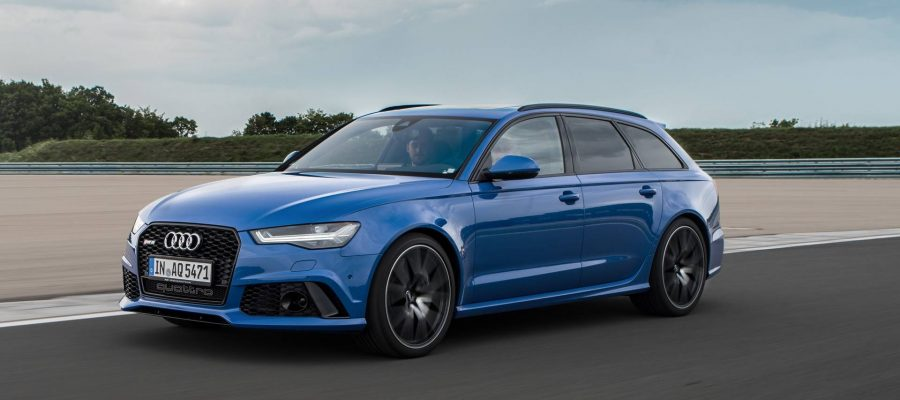 Audi RS6 Sport Wagon