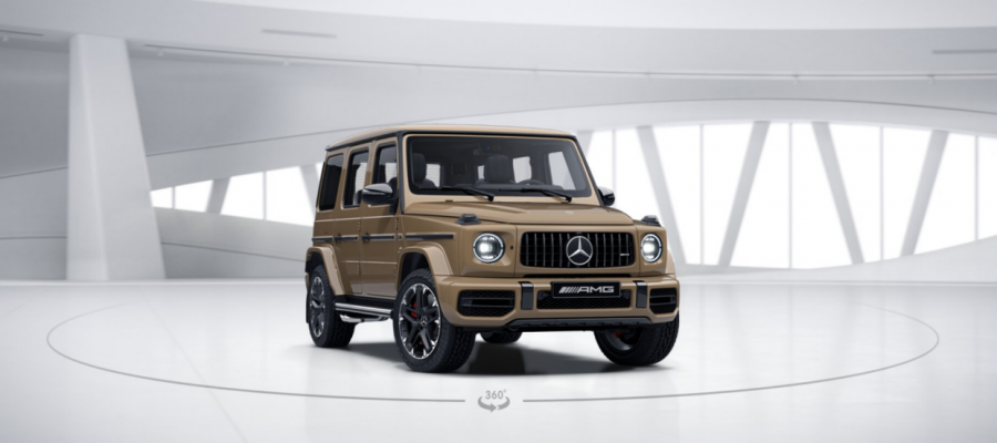 Mercedes-AMG G63 2020 Trail o todo terreno