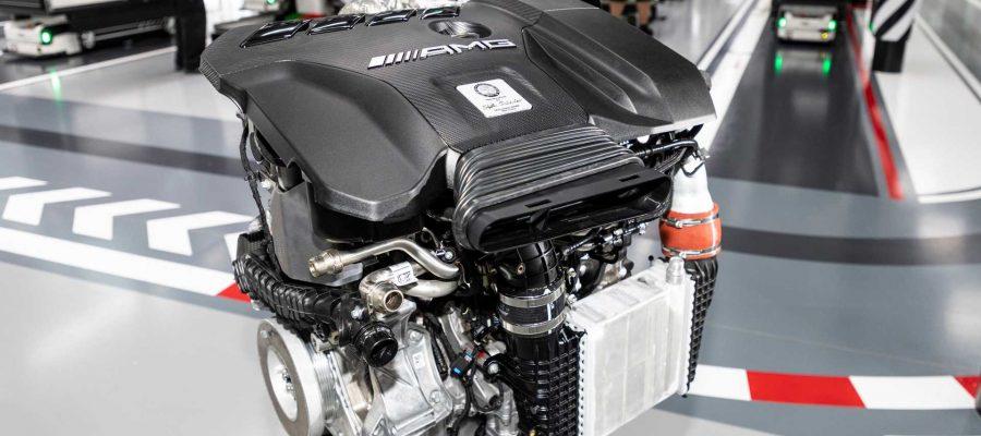 Mercedes-AMG motor M139