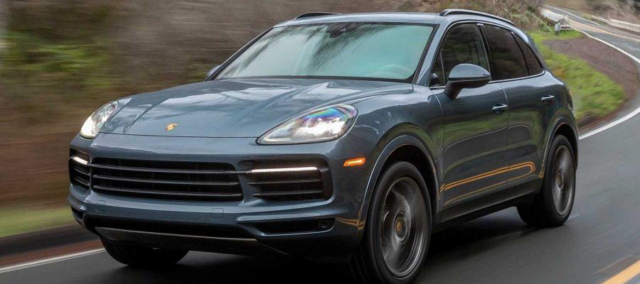Porsche Cayanne 2019