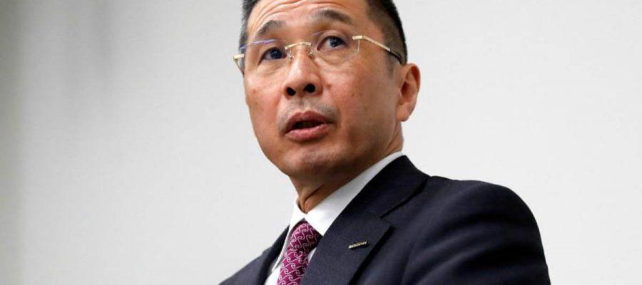 Hiroto Saikawa ex CEO de Nissan