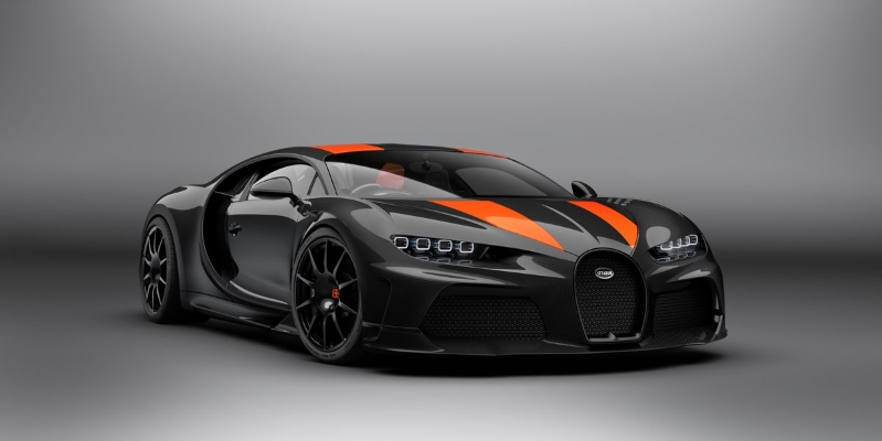 Bugatti Limited Chiron Super