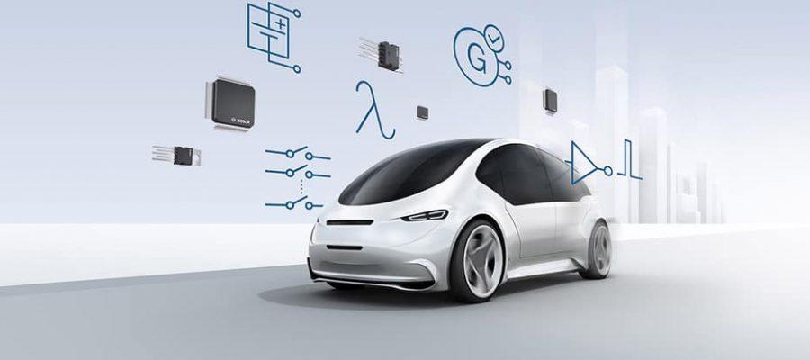 Bosch pyrofuse para autos eléctricos