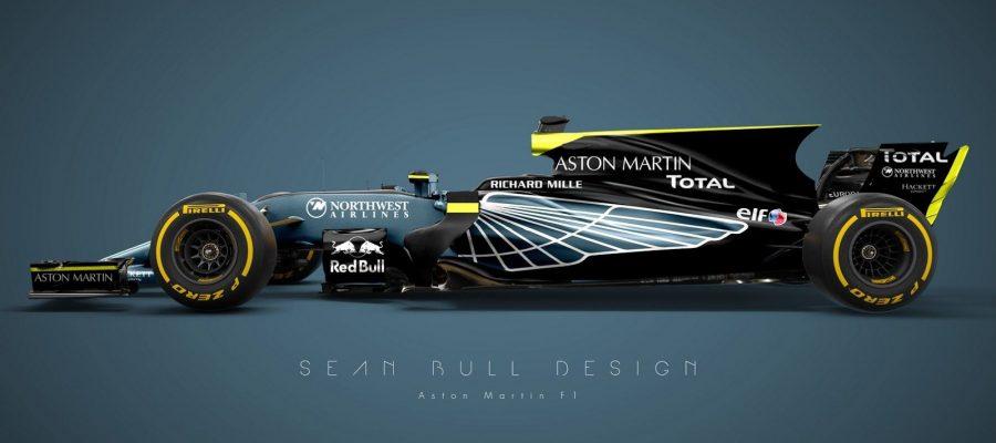 Aston Martin consigue equipo de Formula 1