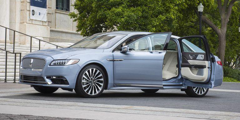 El Lincoln Continental ha sido condenado a muerte, se detendrá la producción