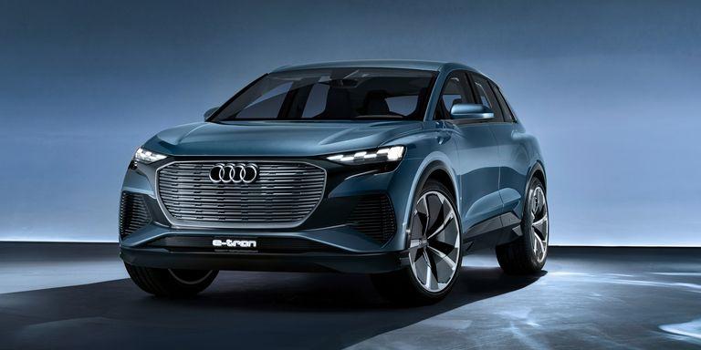 El Audi Q4 e-tron debería comenzar en alrededor de $45,000 dólares